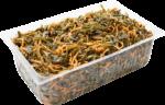 Морская капуста с морковью по-корейськи весовая