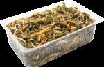 Морская капуста с морковью и сельдереем весовая