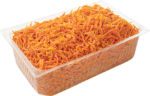 Морковь по-корейски с кунжутом весовая