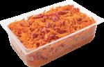 Морковь с перцем по-корейски весовая
