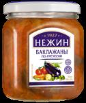 БАКЛАЖАНЫ по-гречески с оливковым маслом