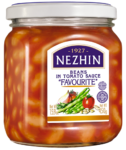 """BEANS IN TOMATO SAUCE  """"FAVOURITE"""""""