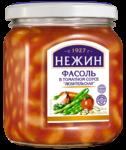 ФАСОЛЬ в томатном соусе «Любительская»