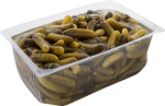 Огурцы соленые 5-7 см «Пикуль» весовые