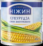 Кукурудза ніжна вакуумована