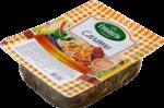 Салат из морской капусты и баклажан